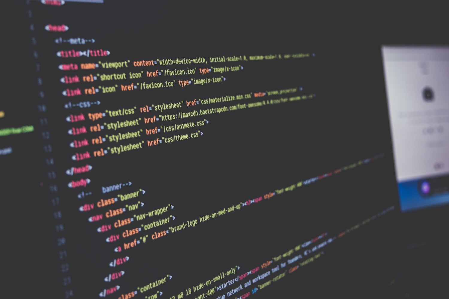 HTML syntax for beginners