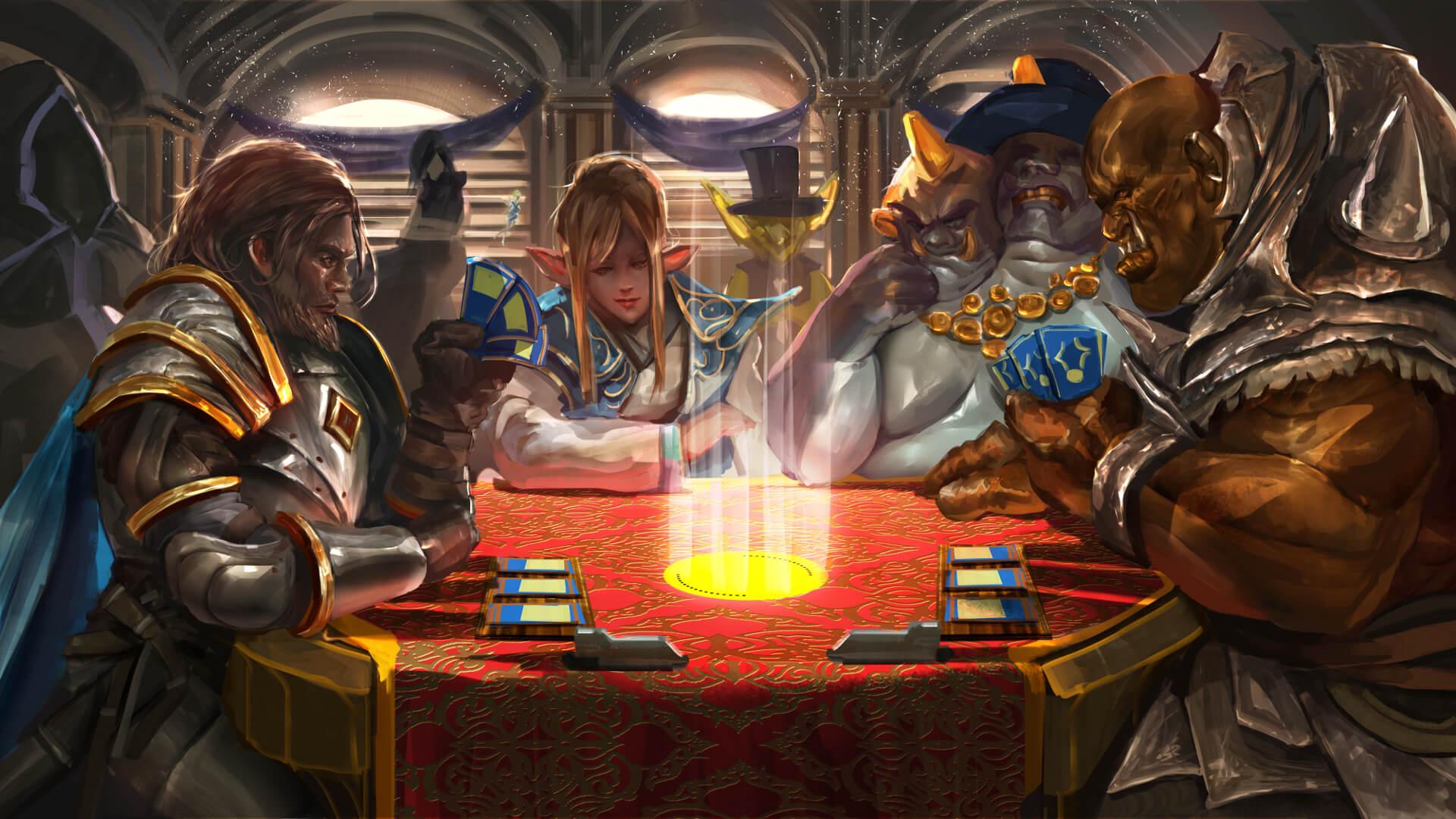 Legends of Code and Magic artwork