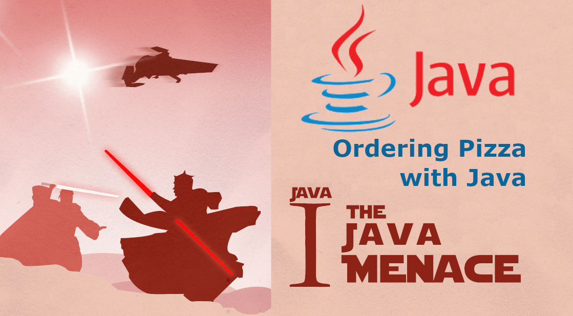 Welcome - Java I: The Java Menace