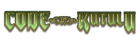Code of Kutulu logo