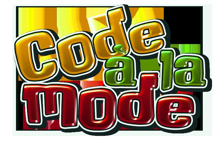 Code a la Mode logo