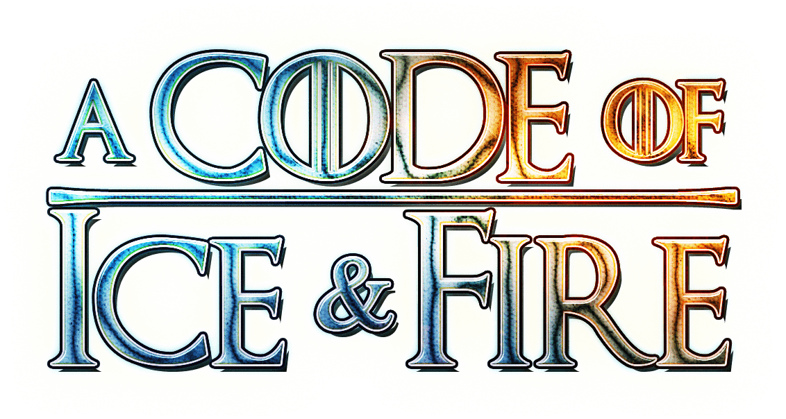 A Code of Ice & Fire logo