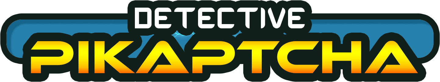 Detective Pikaptcha logo