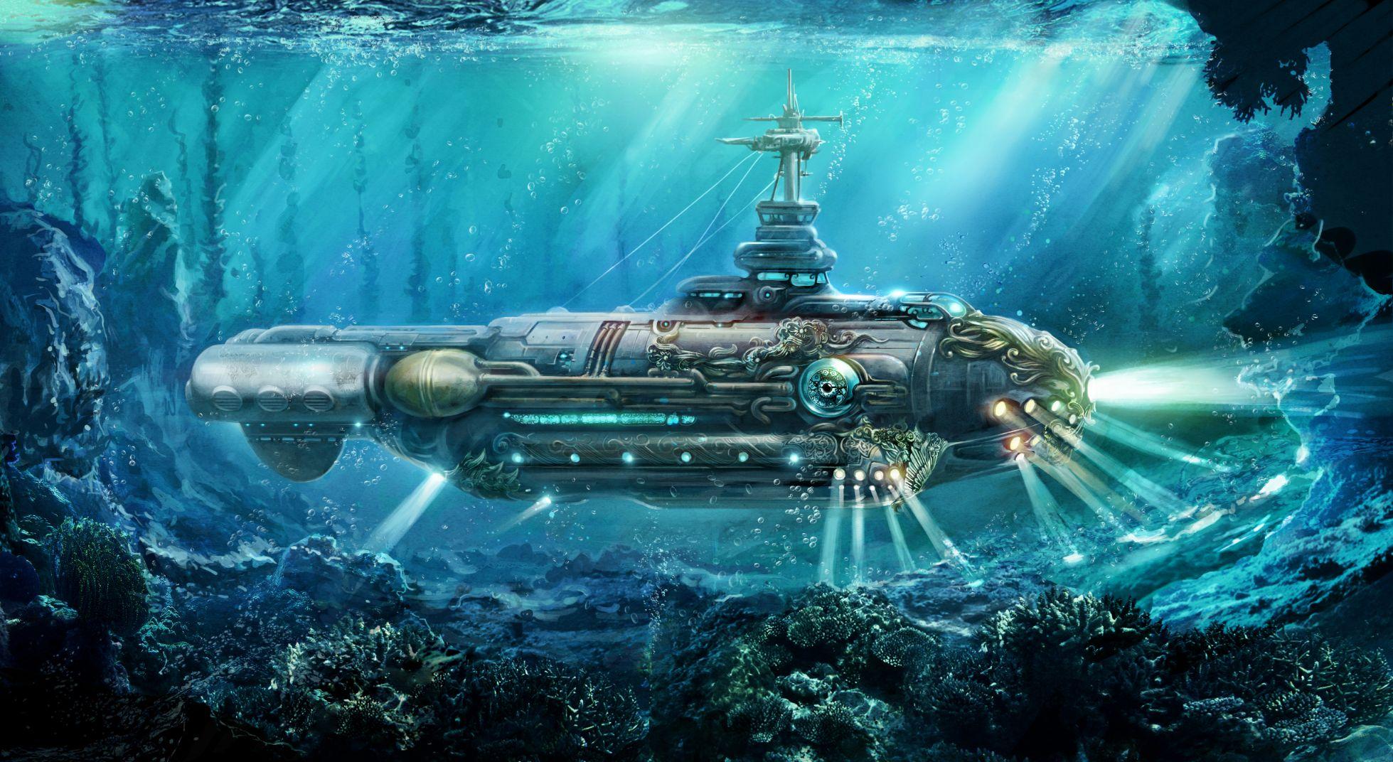 Ocean of Code artwork